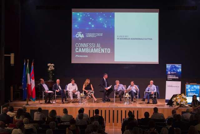 Immagine: Fabrizio Actis Presidente CNA Piemonte