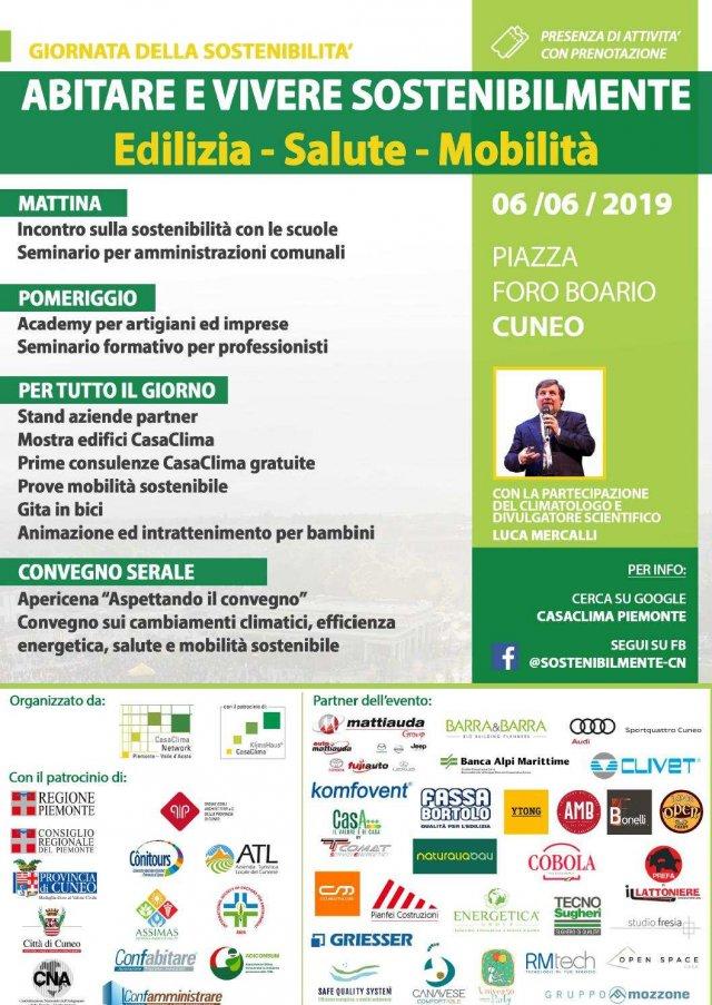 Immagine:  CONVEGNO GIORNATA DELLA SOSTENIBILITÀ 6 GIUGNO 2019
