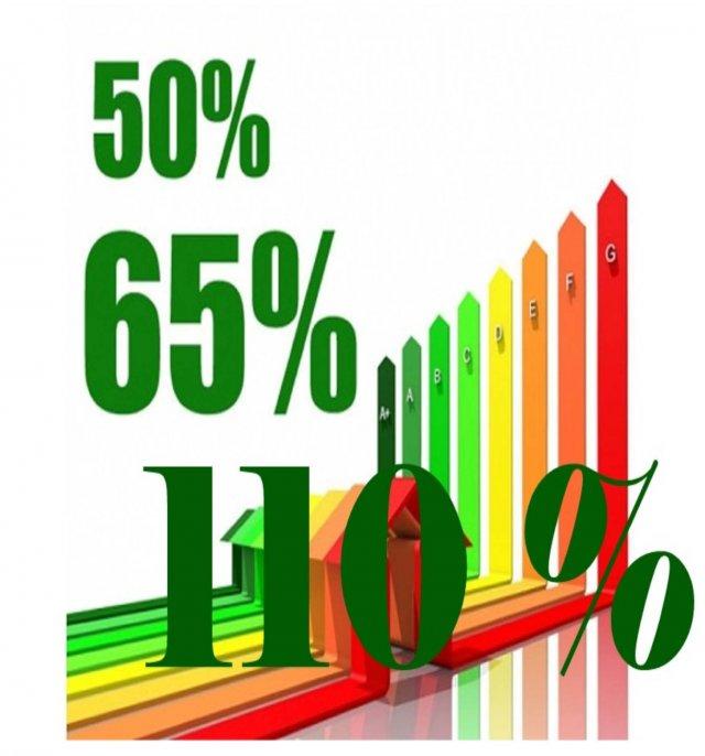 Immagine: Bonus 110% Sismabonus e Ecobonus